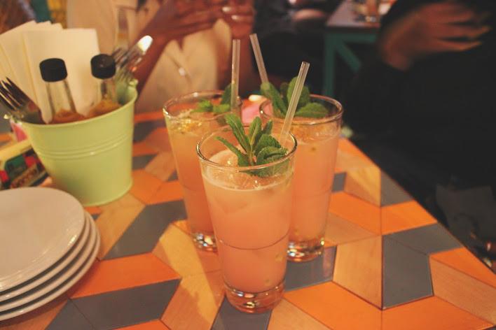 Places To Eat: Barrio Brixton
