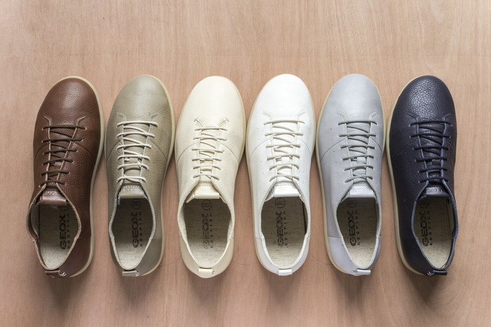 GEOX Release Sustainable Footwear Called NEW:DO™