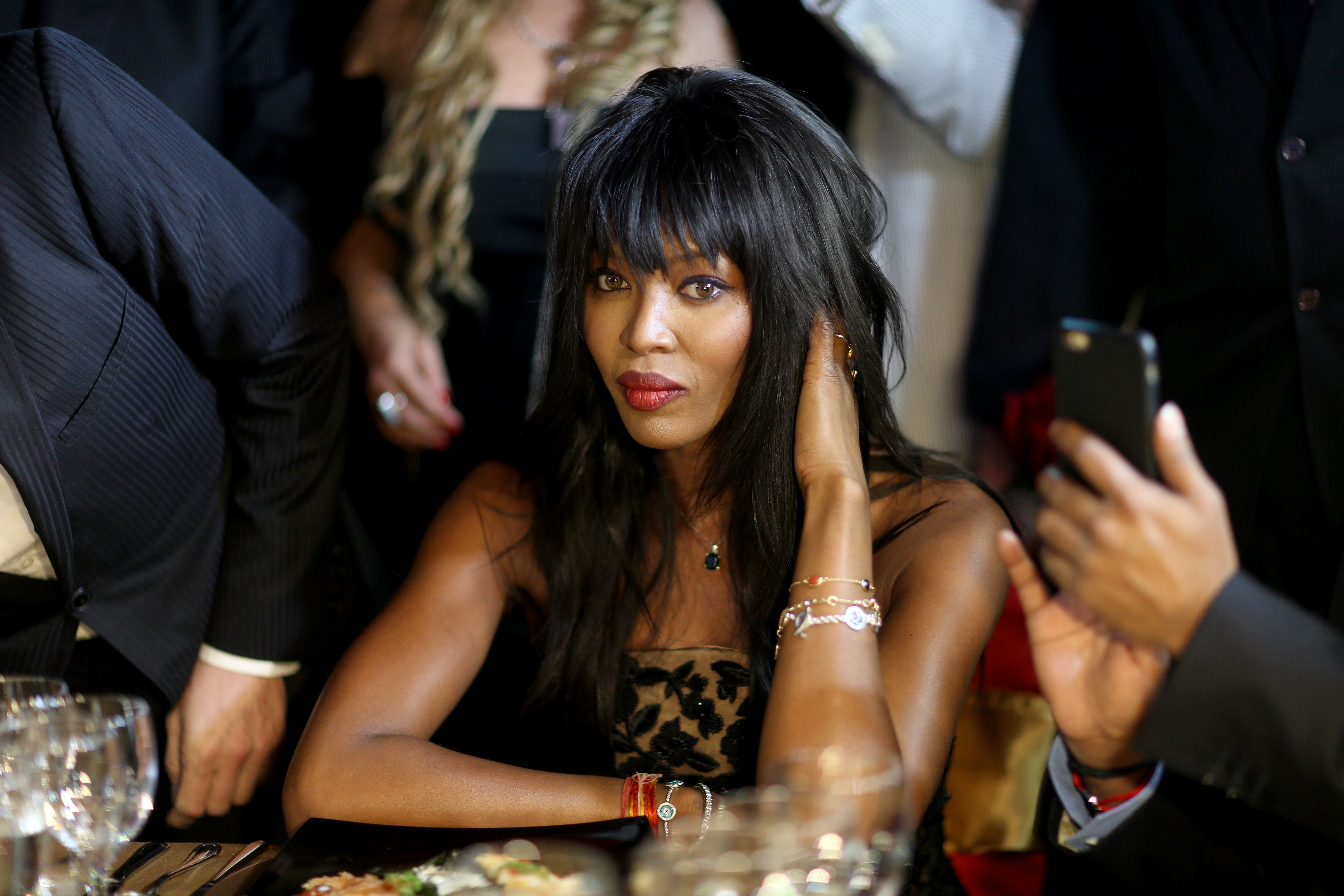 12 Times Naomi Campbell Was Just Like You