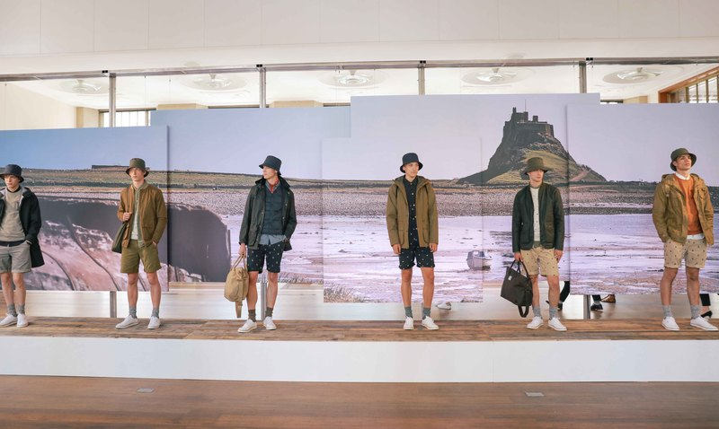 Barbour Spring/Summer 2017 Collection