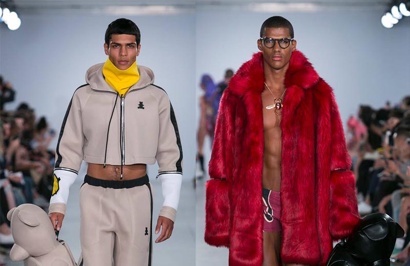 LCM: Bobby Abley Spring/Summer 2017 Collection