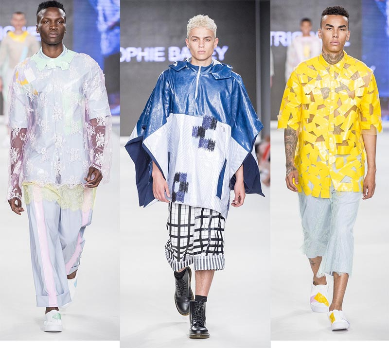 GFW: De Montfort University Menswear Collections