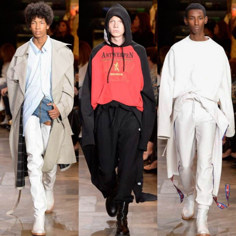 PFW: Vetements Spring/Summer 2017 Collection