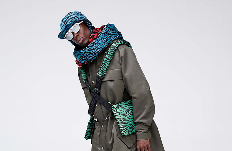 Kenzo x H&M: The First Look