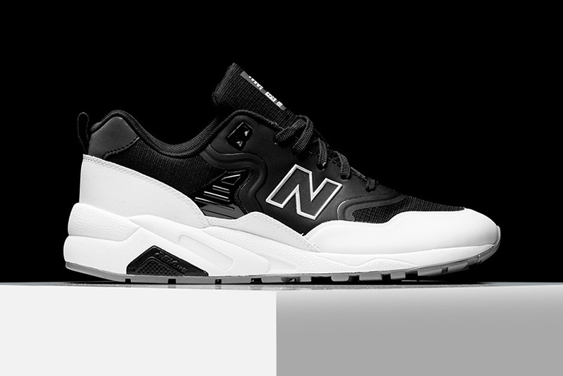 The New Re-Engineered 580 from New Balance