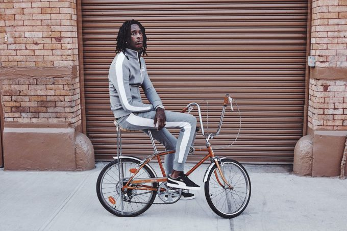 Young Thug Stars In Puma FW16 Campaign