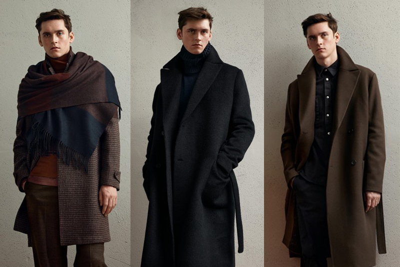 H&M Men's Fall/Winter 2016 Collection