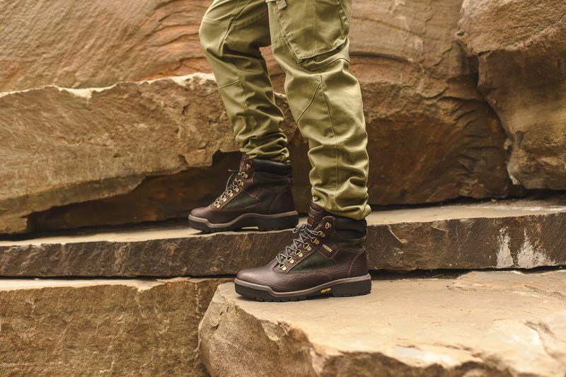 KITH x Timberland Field Boots Collaboration