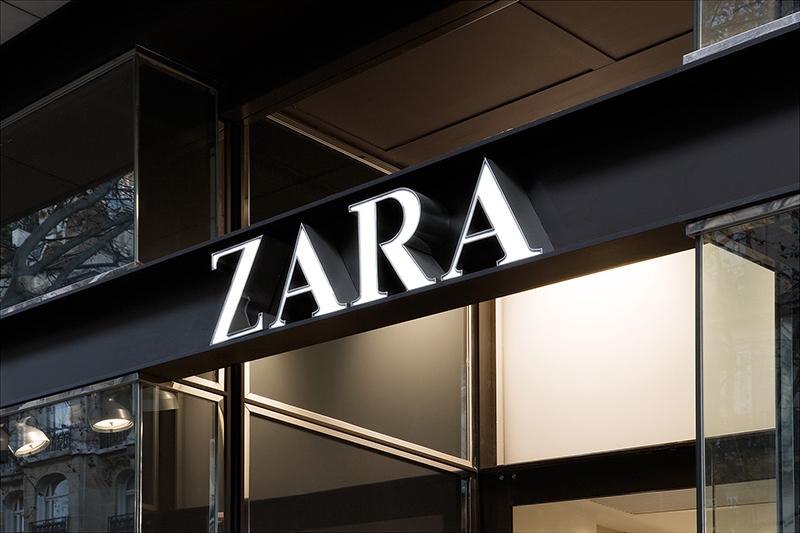 Zara Aims to use 100% Sustainable Fabrics by 2025