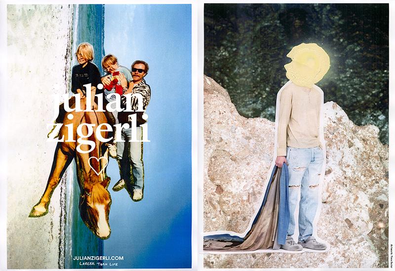 Julian Zigerli Autumn/Winter 2016 Campaign