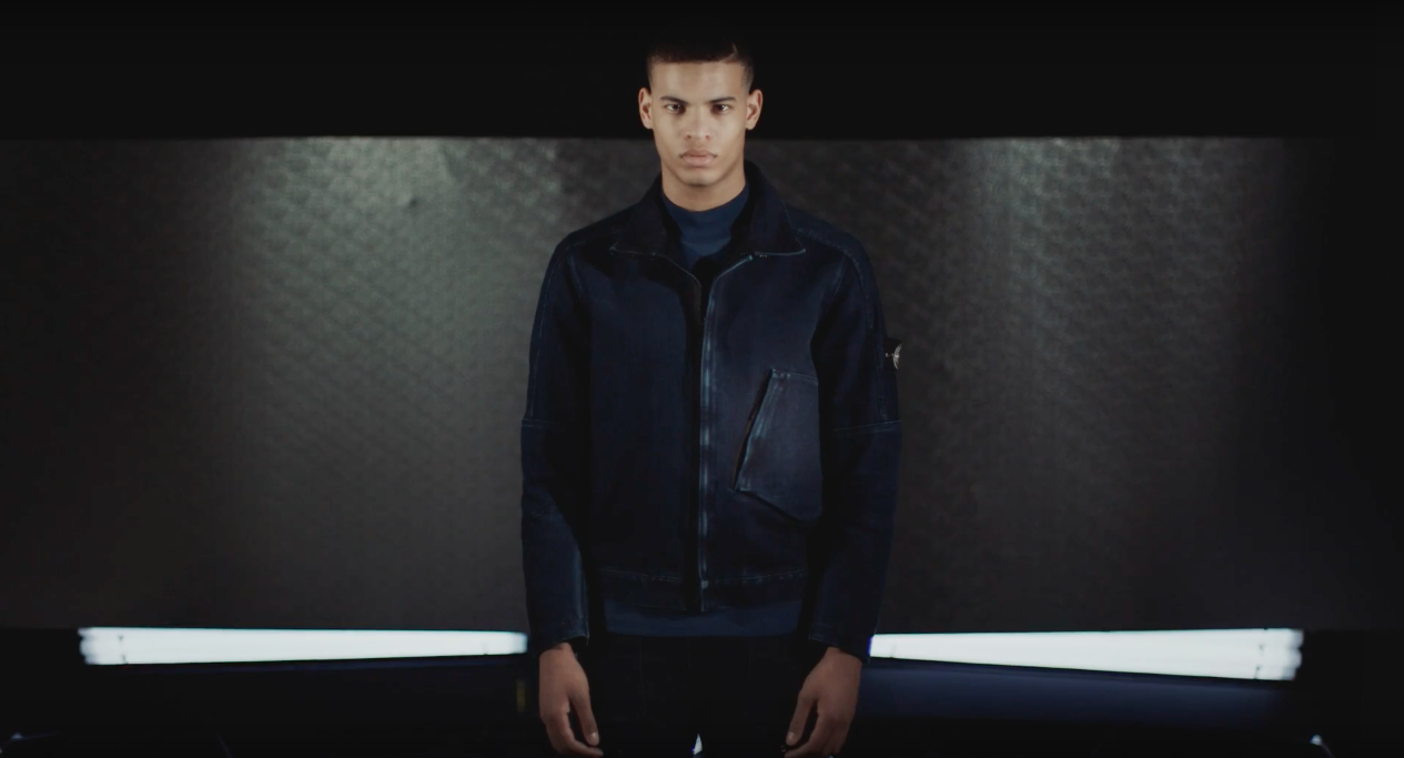 Stone Island Polypropylene Denim Collection Video