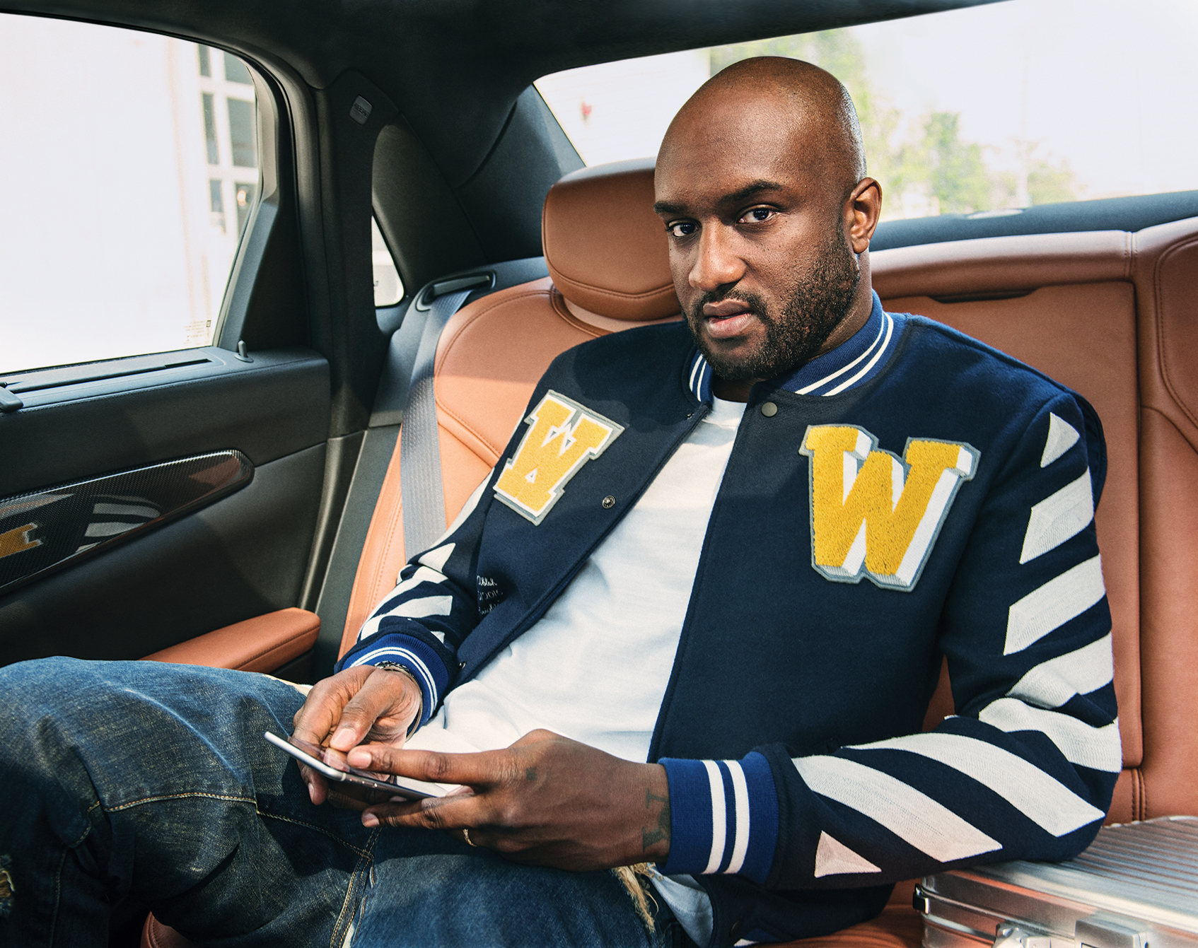 Off-White's Virgil Abloh wants to steer a Major European Fashion House