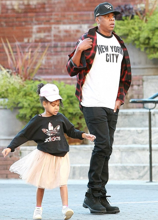 SPOTTED: Jay Z in Saint Laurent, Timberland & Roc Nation