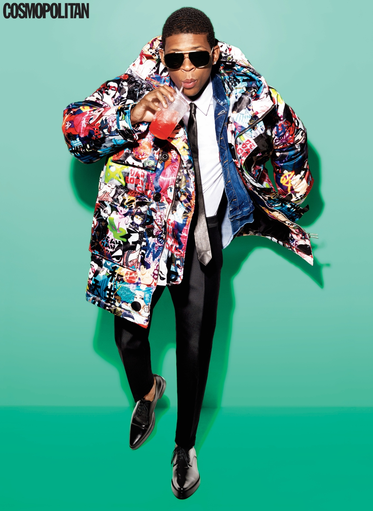 Empire Star Bryshere Gray For Cosmopolitan.