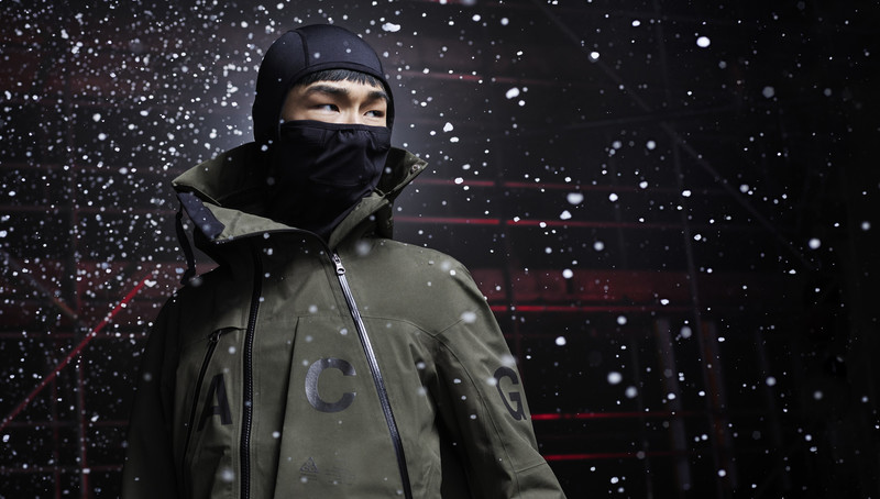 NikeLab ACG Holiday 2016 Collection