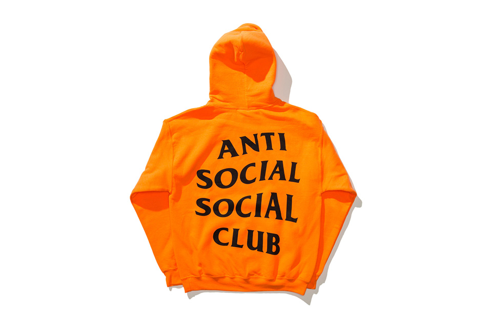Undefeated x Anti Social Social Club FW16 Collaboration
