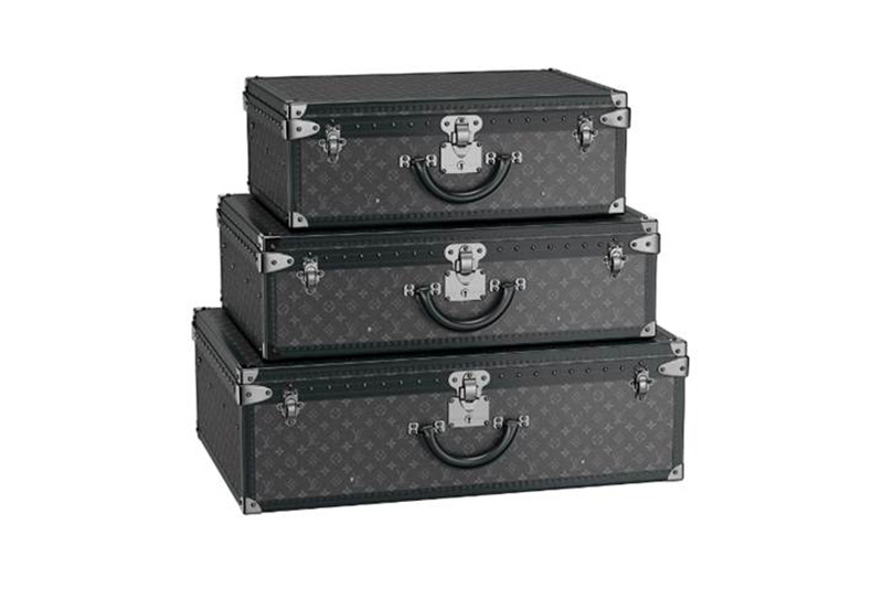 Louis Vuitton Monogram Luggage Available In US