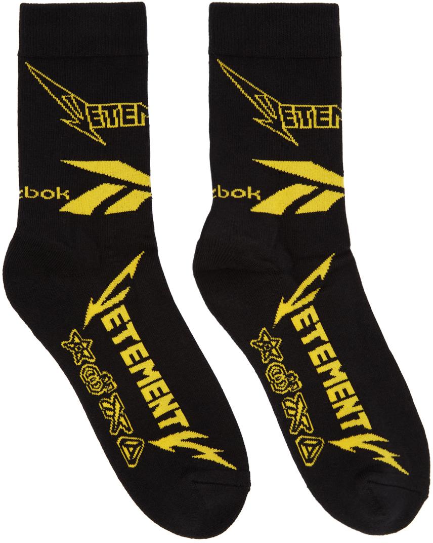 Vetements x Reebook FW16 Socks