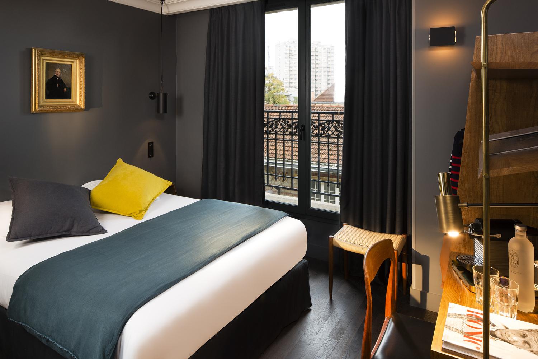 PAUSE Visits: C.O.Q Hotel Paris