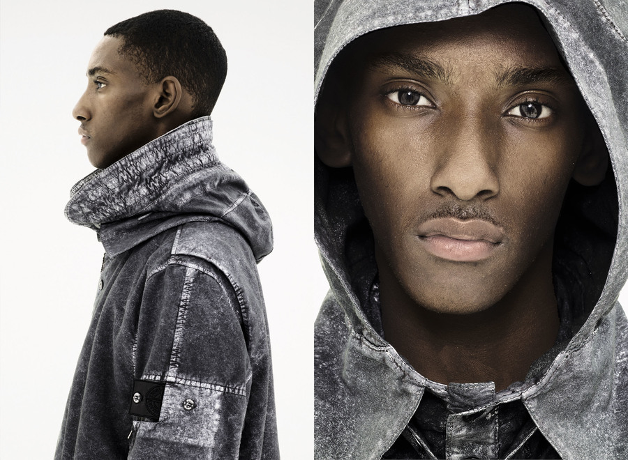 Stone Island Unveils New Spring/Summer 2017 Shadow Project