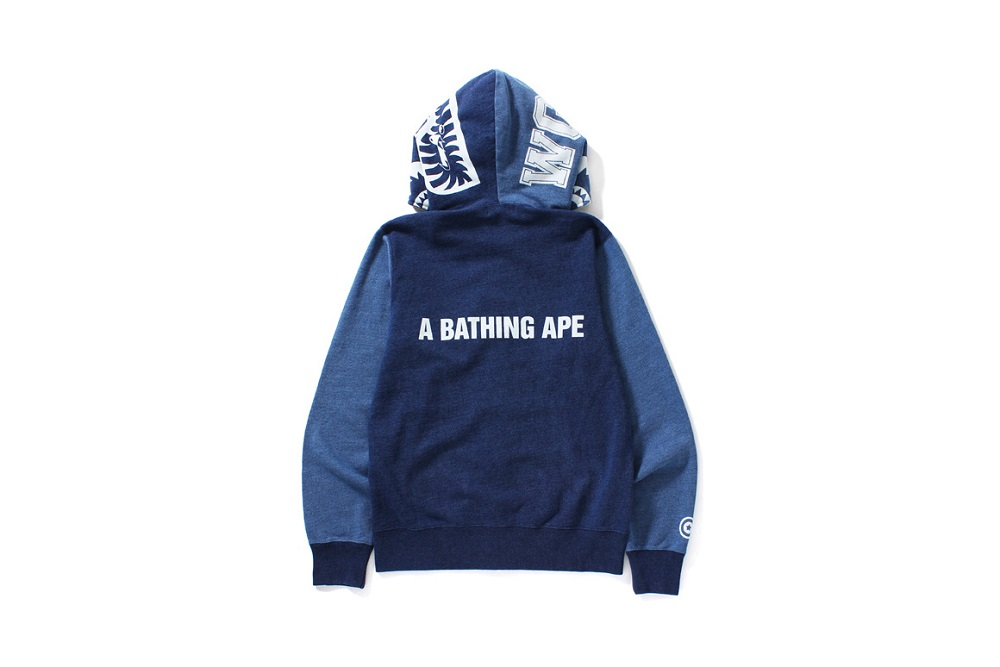 BAPE Spring/Summer 2017 Indigo Collection