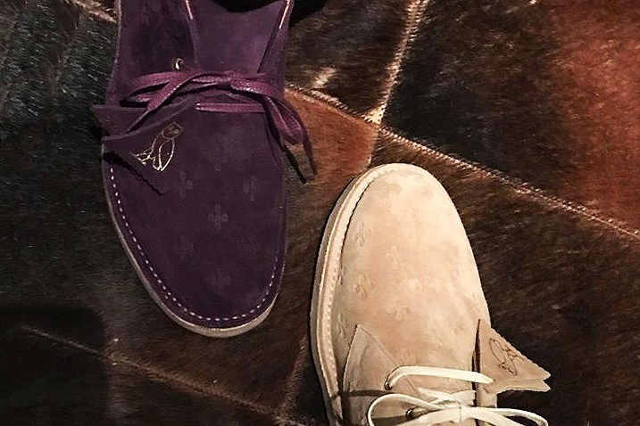 Drake Reveals OVO x Clarks Originals Collaboration