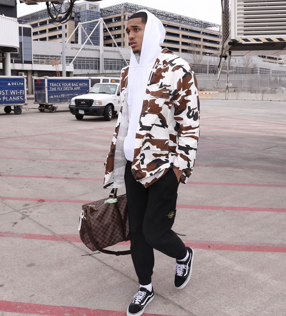 SPOTTED: Jordan Clarks in Supreme, Vans and Louis Vuitton
