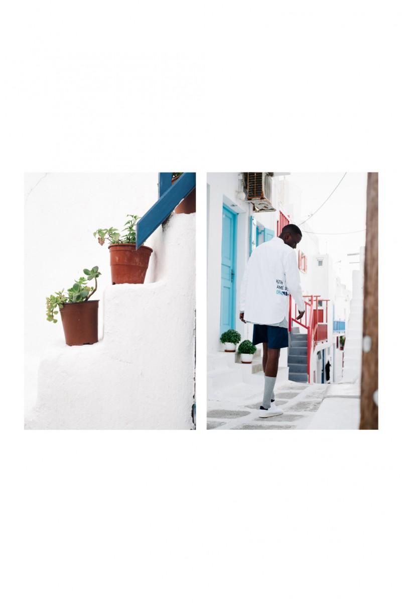"KITH and Aimé Leon Dore Spring/Summer 2017 ""Mykonos"" Collection"