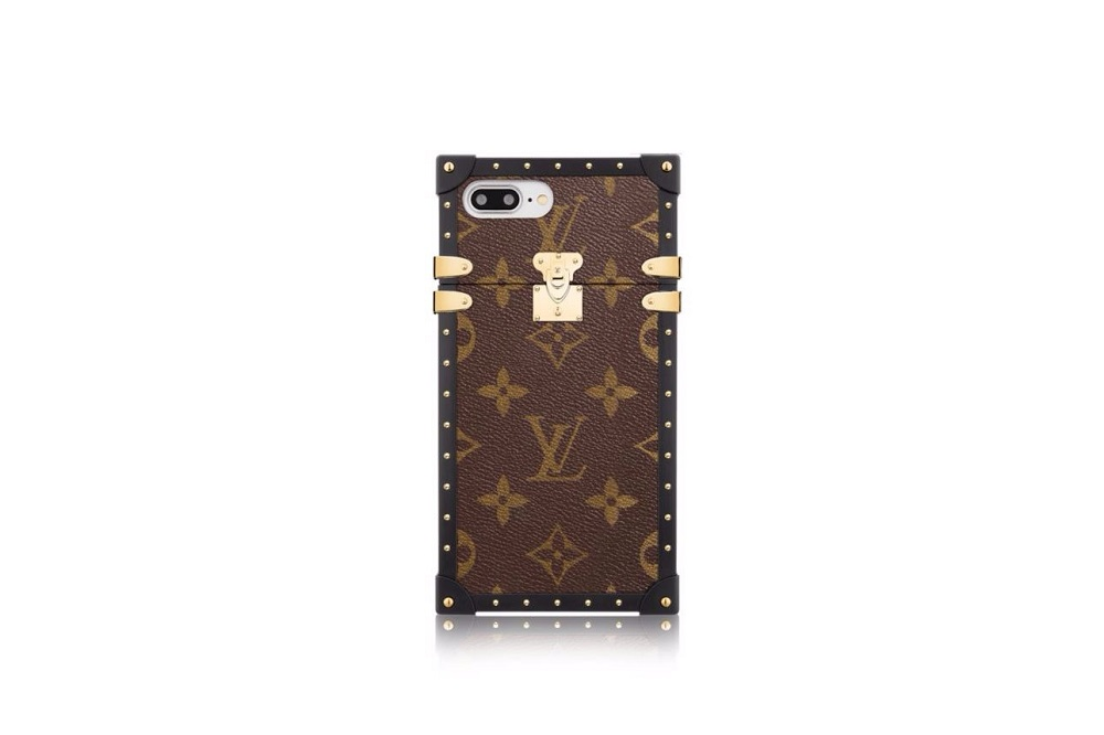 Louis Vuitton Eye-Trunk iPhone 7 & 7 Plus Cases Available Now
