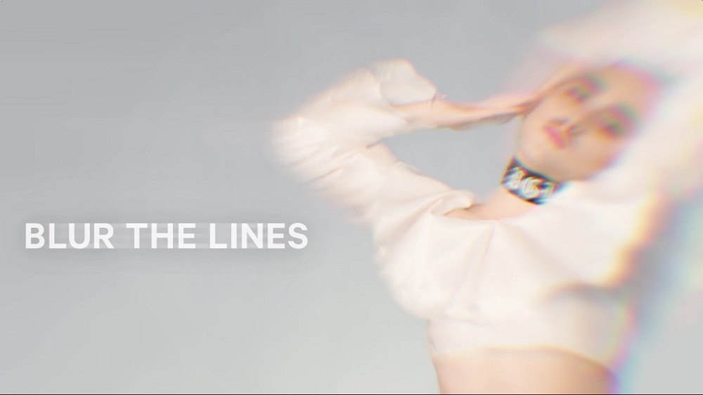 "Make-up for Men: Milk's ""Blur the Lines"" Campaign"
