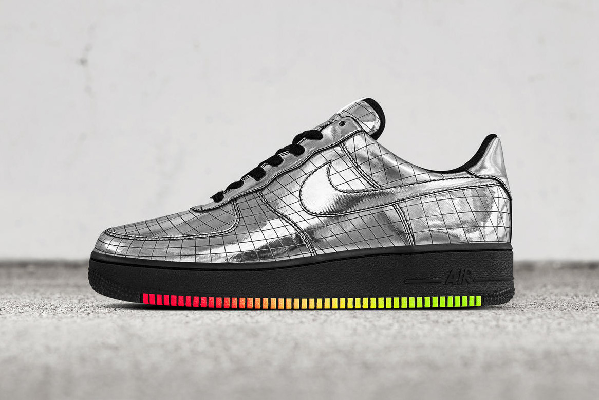 Nike Creates Air Force 1 Jet PE for Elton John