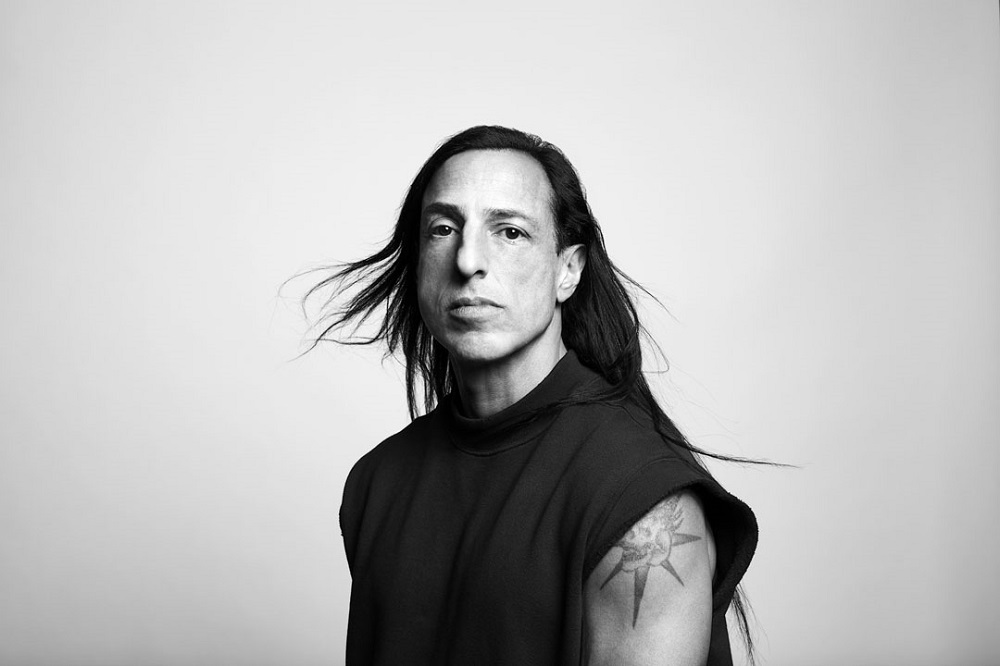Watch Rick Owens Dye His Hair in T Magazine's Video