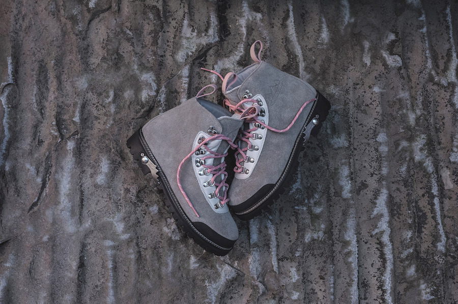 """Ronnie Fieg & OFF-WHITE's Hiking Boot Fulfils The """"OFF-PALETTE"""" Collaboration"""