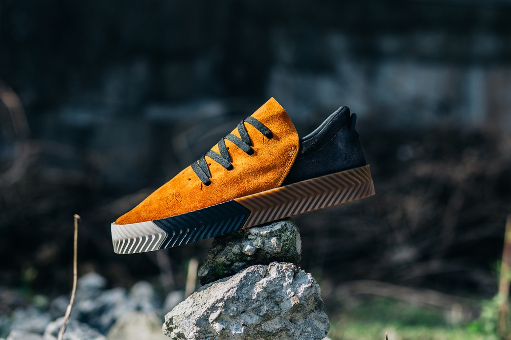 adidas Originals x Alexander Wang Drop 3 BBall and Skate Sneakers