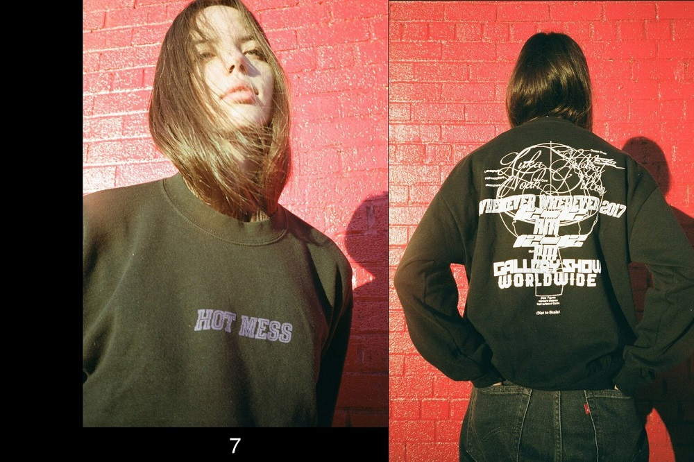 "Luka Sabbat and Noah Dillon ""Hot Mess"" Merch Collection 1"