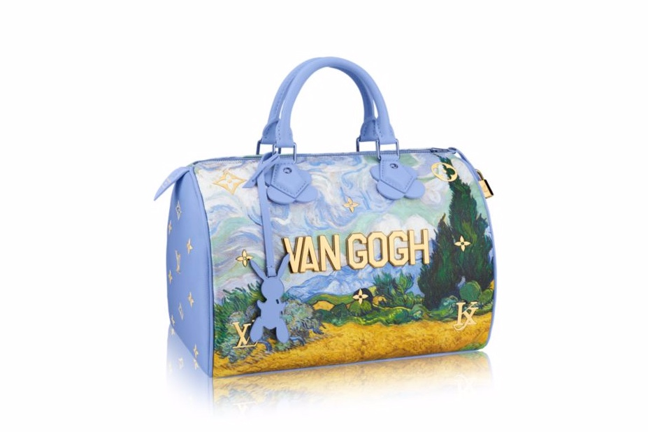 """Jeff Koons x Louis Vuitton """"Masters"""" Collection"""