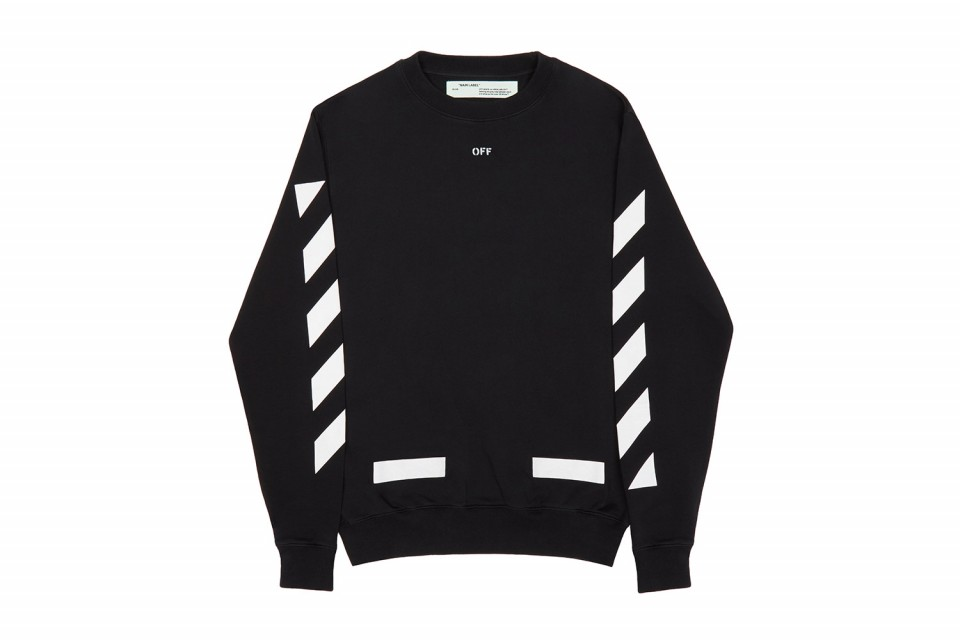 Off-White Fall/Winter 2017 Available at SSENSE