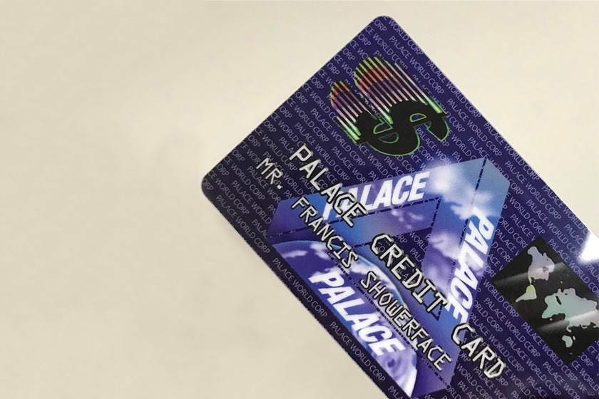 The Palace Gift Card To Launch Soon