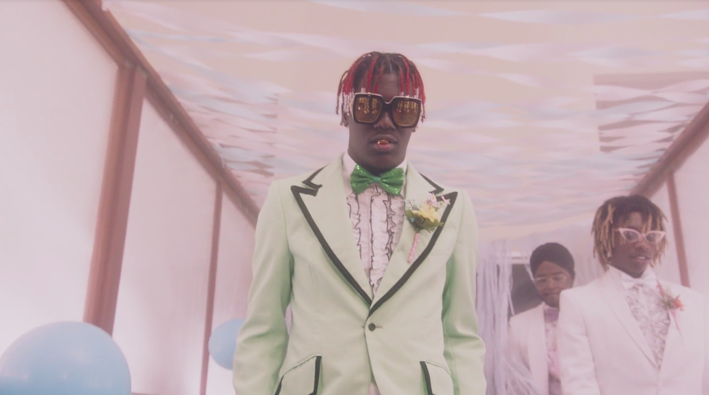 """Get The Look: Lil Yachty In Gucci For """"Bring it Back"""" Video"""