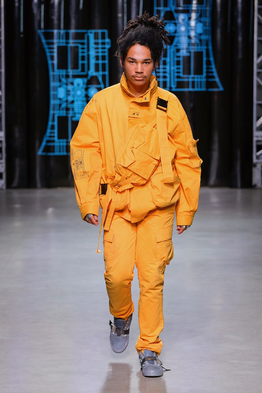 NYFWM: C2H4 Spring/Summer 2018 Collection