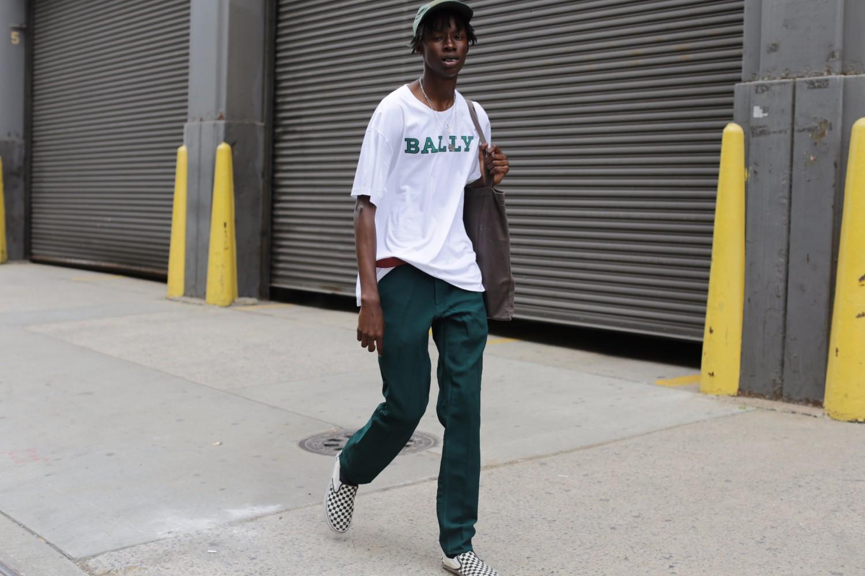 Street Style Shots: New York Fashion Week Men's Day 4