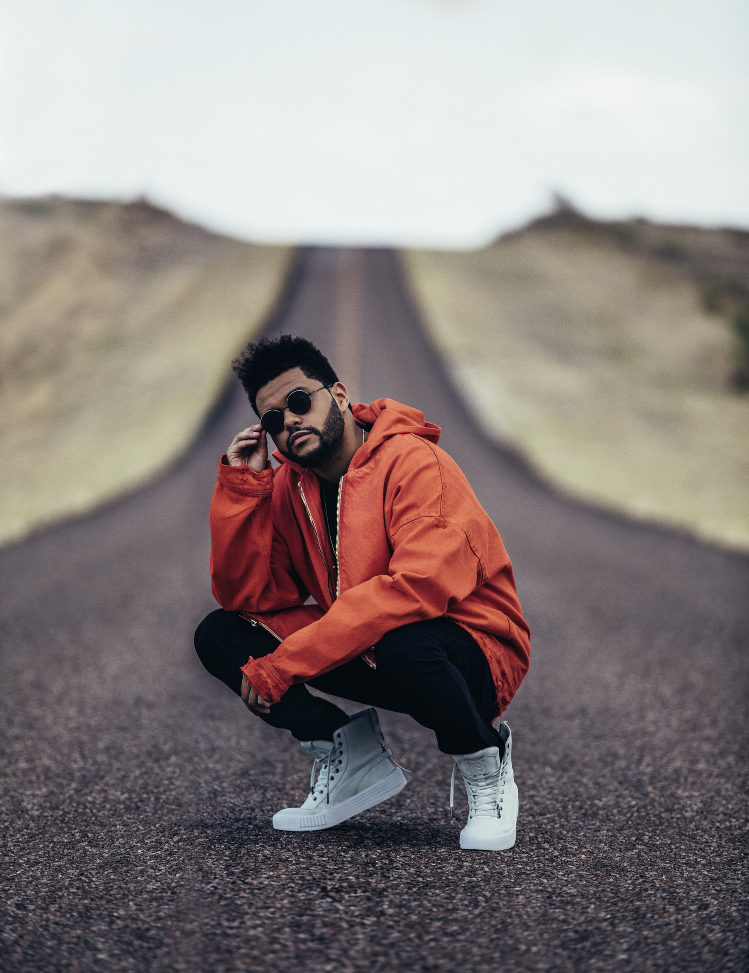 PUMA unveil collaboration with The Weeknd