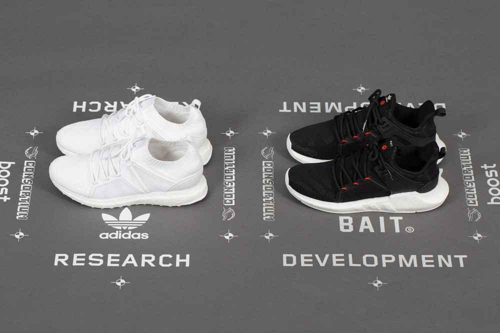 adidas Consortium x BAIT Announce The Release Of Two EQT Support Models