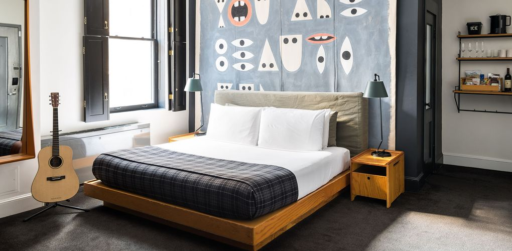 PAUSE Visits: ACE Hotel New York City