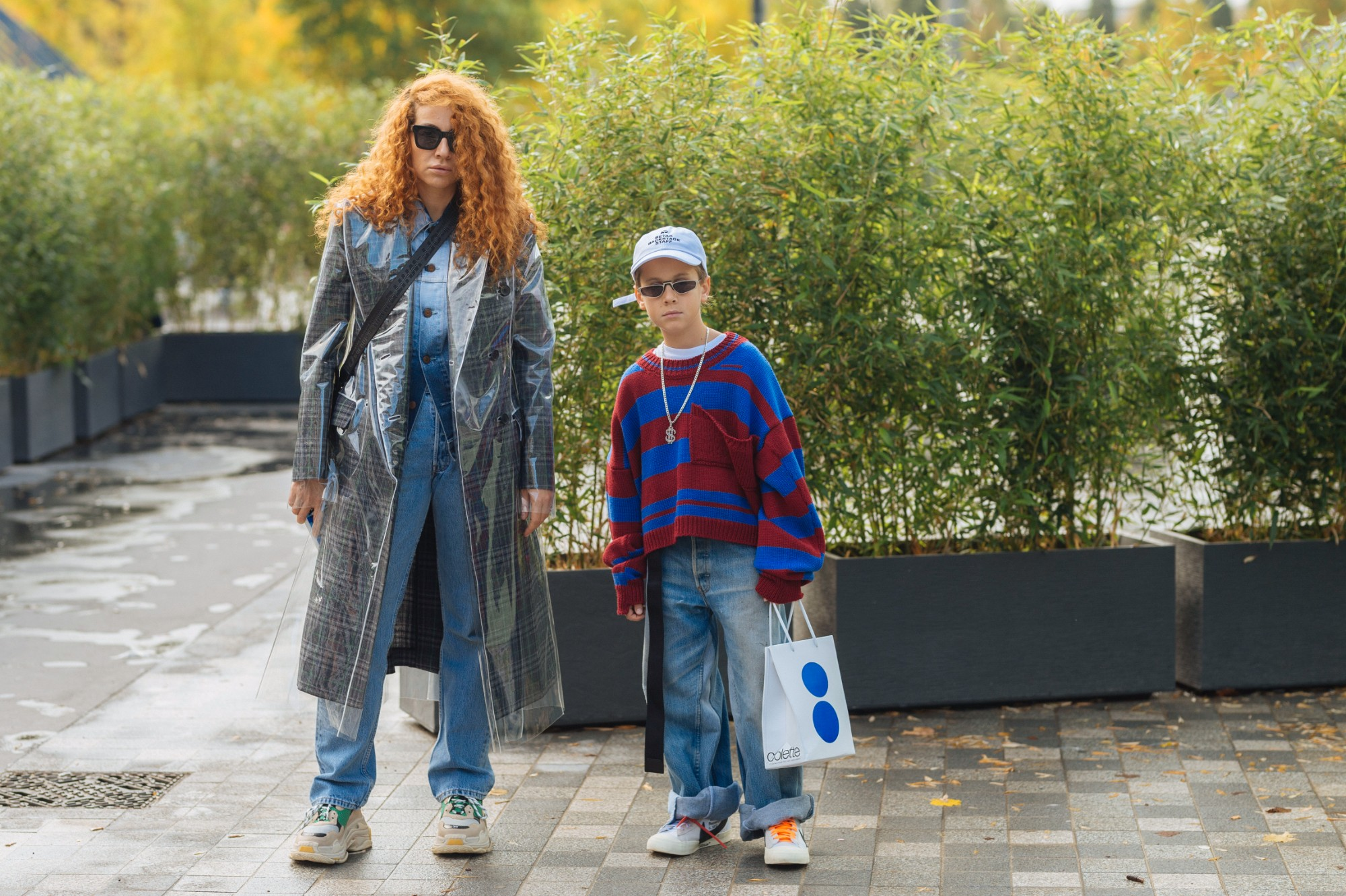 Street Style: Paris Fashion Week Part 5
