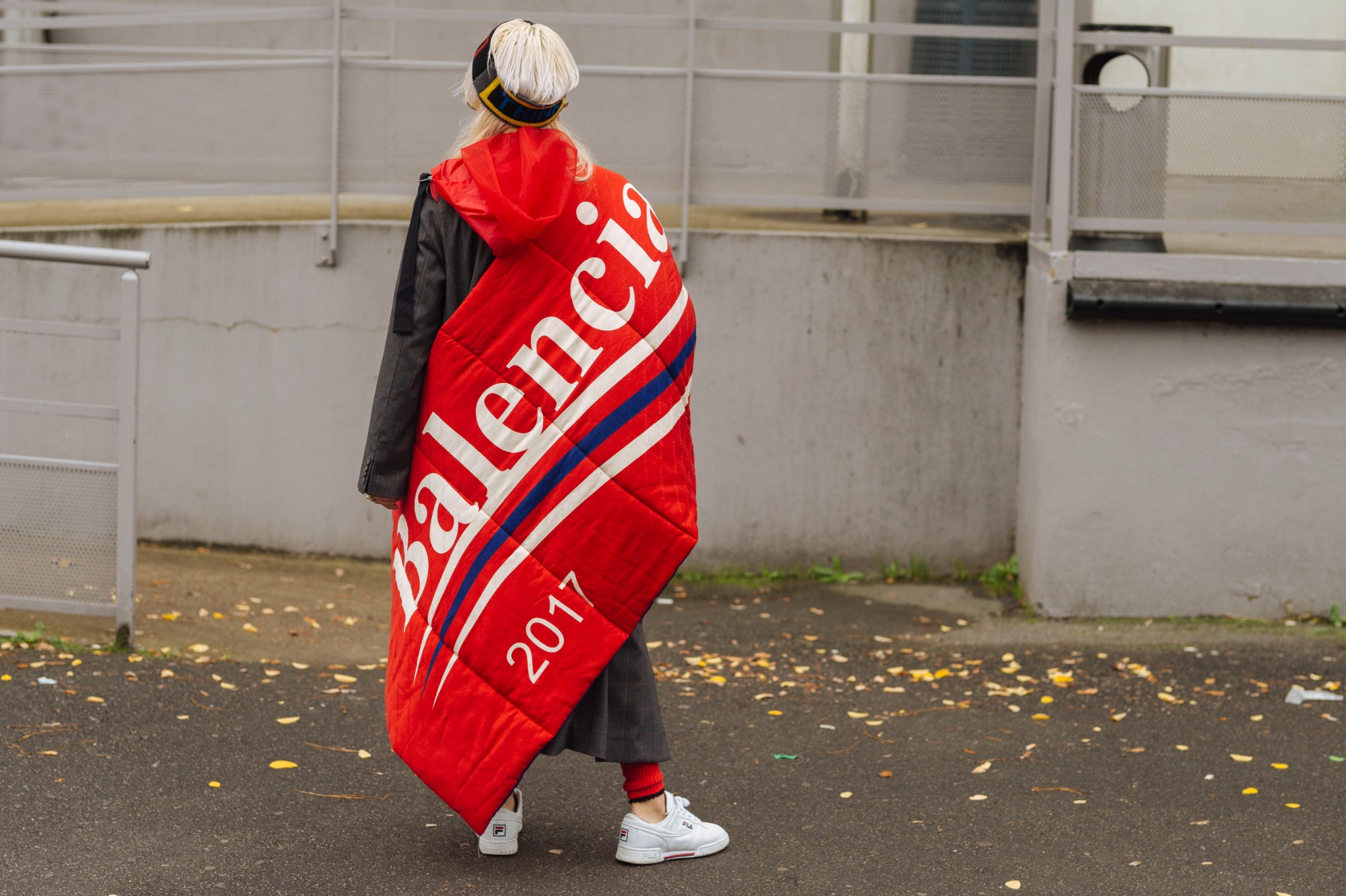 Street Style: Paris Fashion Week Part 6