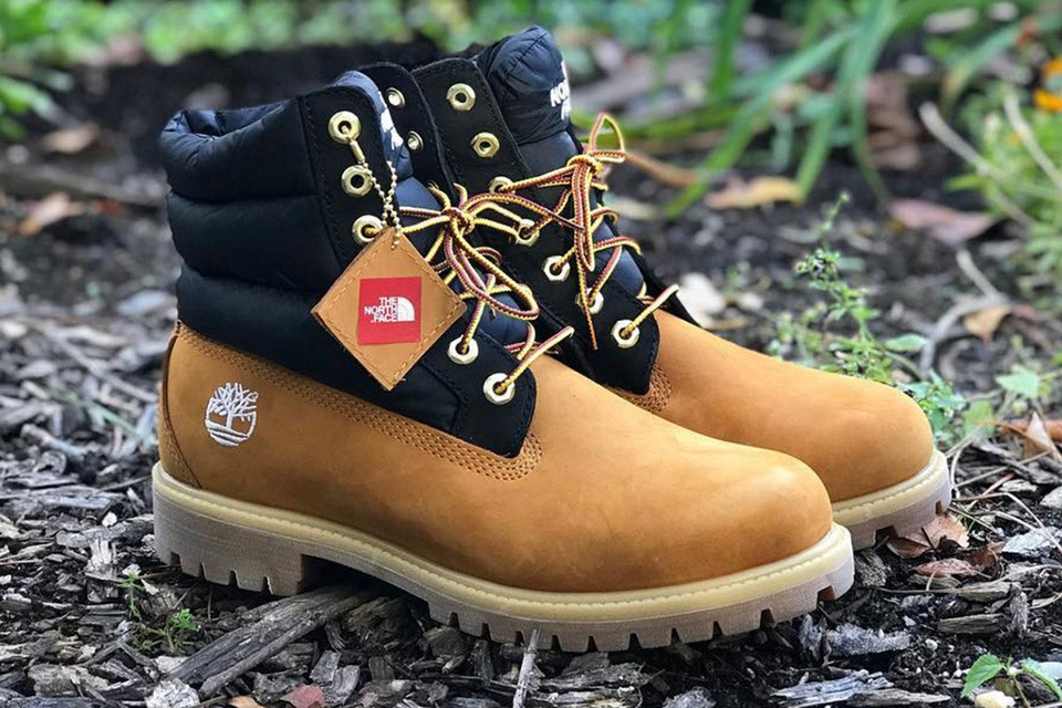 Timberland and The North Face Team-Up for a Perfect Winter Boot