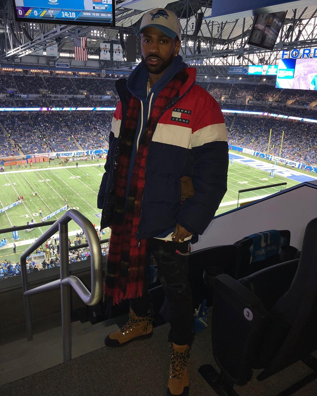 SPOTTED: Big Sean Killing That Casual-Comfort Look