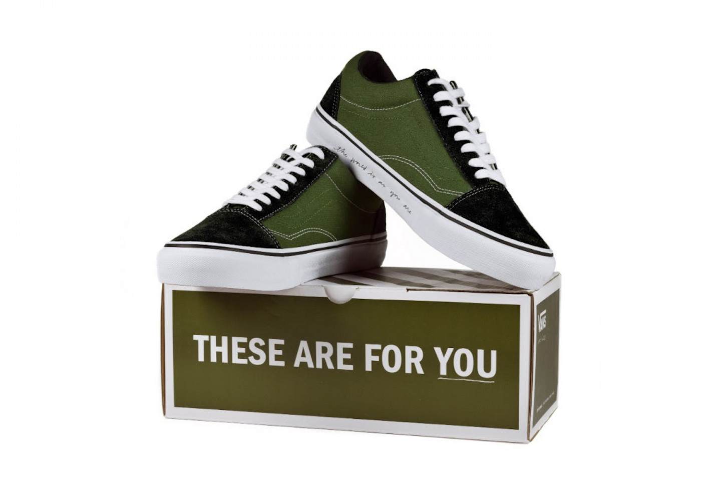 Ace Hotel and Vans Vault Bring Us a Limited Edition Old Skool Sneaker