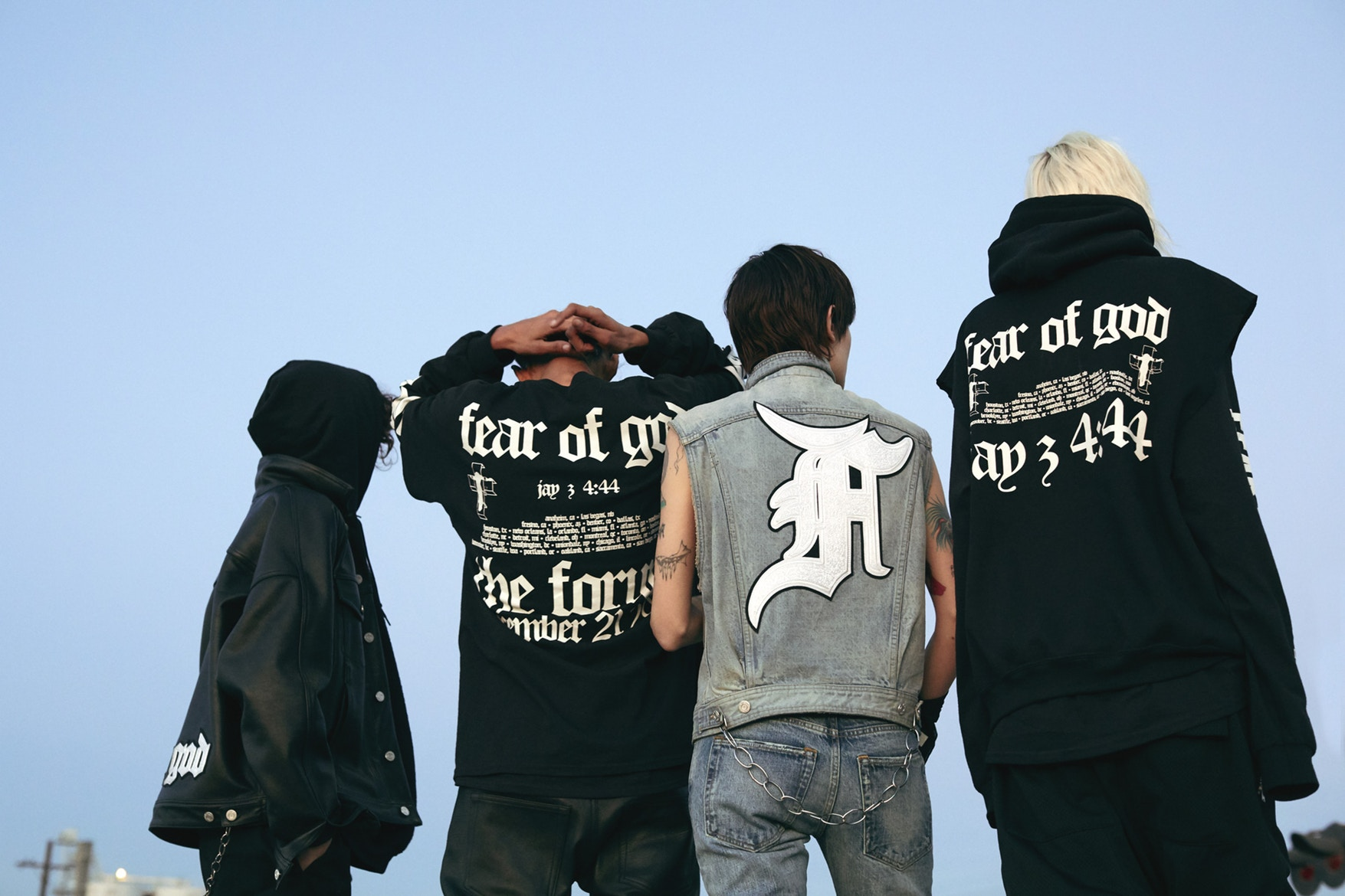 Fear of God's Latest Collection is Inspired by JAY-Z's '4:44'